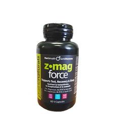Prairie Naturals Z-Mag Force 60 V-Capsules   067953006411