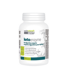 Prairie Naturals Sport Keto Enzyme Fat Digestive Enzyme 60 Capsules   067953006602