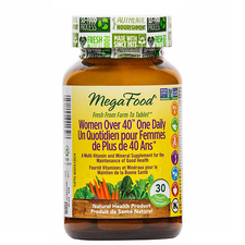 MegaFood Women Over 40 One Daily 30 tablets | 051494901328