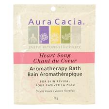 Aura Cacia Heart Song Mineral Bath Box | 051381285173