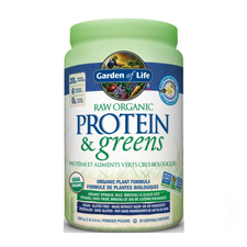 Garden of Life Raw Organic Protein & Greens |886866000039