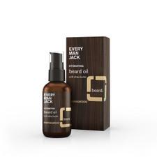 Every Man Jack Beard Oil Sandalwood | 878639002555