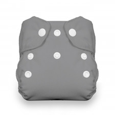Thirsties Natural Newborn All In One Snap Diaper Fin 5 to 14 lbs | 812087010366