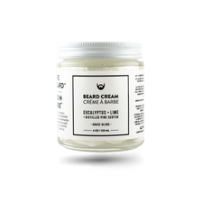 Always Bearded Lifestyle Beard Cream Eucakyptus lime | 628250643145