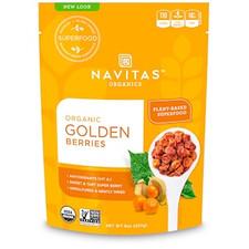 Navitas Organics Organic Goldenberries 227 g   858847000895