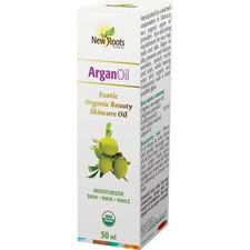 New Roots Herbal Organic Argan Oil | 628747216074