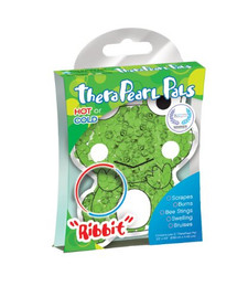 TheraPearl Pals Kids Pack Ribbit the Frog | 850803002127