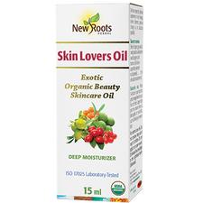 New Roots Herbal Organic Skin Lovers Oil 15mL | 628747216012