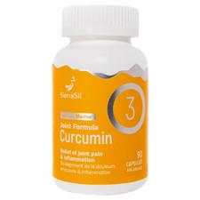 SierraSil Joint Formula Curcumin with Meriva 90 Capsules | 897871000440