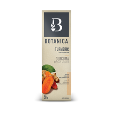 Botanica Turmeric Liquid Herb 50mL | 822078900798