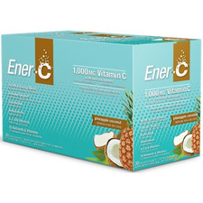 Ener-C 1000mg Vitamin C Pineapple Coconut Pack | 873024001052