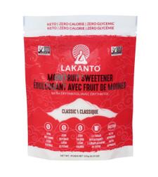Lakanto Monk Fruit Sweetener Classic 235g   843076000105