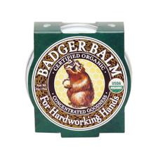Badger Balm for Hardworking Hands | 634084021127
