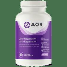 AOR Acta-Resveratrol 90 veg capsules | 624917041422