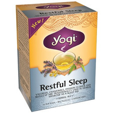 Yogi Teas Restful Sleep Tea | 076950203488
