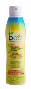 Boo Bamboo After-Sun Body Lotion Spray | 776629100444