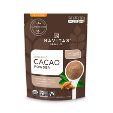 Navitas Organics Organic Cacao Powder 227g | 858847000871