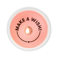 54 Celsius Message Candle Make a Wish