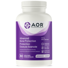 AOR Advanced Bone Protection 30 veg capsules  624917041118