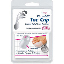 Card Health Cares PediFix Visco-Gel Toe Cap Large   092437732906