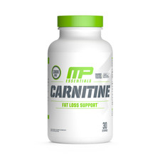 MusclePharm Essentials Carnitine Weight Loss Support | 856737003933