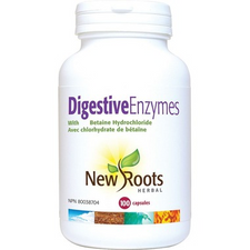 New Roots Herbal Digestive Enzymes | 628747102247
