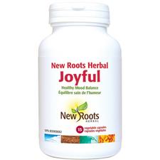 New Roots Herbal Joyful 15 veg capsules | 628747121026