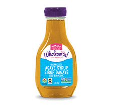 Wholesome Sweeteners Organic Blue Agave Syrup 240 ml | 012511471217