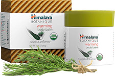 Himalaya Botanique Body Balm Warming Eucalyptus & Rosemary 50g | 605069200059