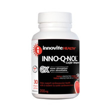 Innovite Health Inno-Q-Nol 200mg 30 soft gels   626712101660