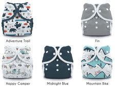 Thirsties Duo Wrap Snap Diaper Package Adventure Trail |