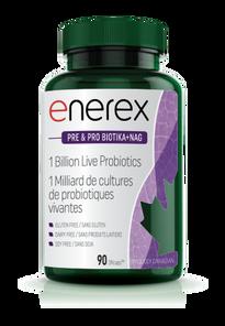Enerex Pre & Pro Biotika+NAG - 90 DRcaps    628557500912
