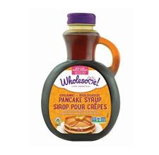 Wholesome Sweeteners Organic Pancake Syrup 591ML | 012511472245