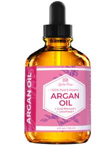 Leven Rose 100% Pure & Organic Argan Oil |