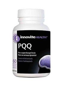 Innovite Health PQQ 60 Veg Caps | 626712102353