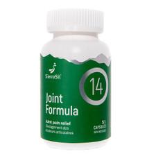 SierraSil Joint Formula 14 Capsules 51 Count   897871000488
