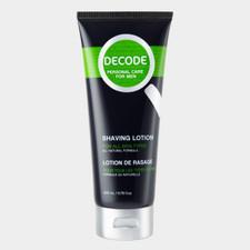 Decode All Natural Shaving Lotion | 776629101502