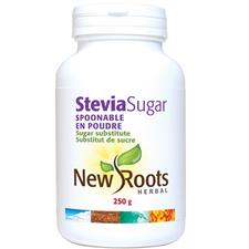 New Roots Herbal Stevia Sugar Spoonable | 628747910705