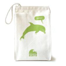 ECOlunchbox Dolphin Lunchbag   705105100494