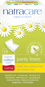 Natracare Normal Panty Liners  782126003126