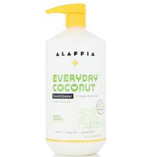 Alaffia Everyday Coconut Conditioner Purely Coconut 950mL | 187132007937