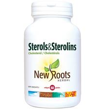 New Roots Herbal Sterols & Sterolins Cholesterol | 628747102216
