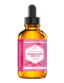 Leven Rose 100% Pure & Organic Pomegranate Seed Oil |