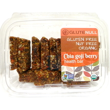 Glutenull Chia Goji Berry Health Bar | 628451529163