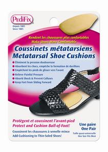 Card Health Cares PediFix Metatarsal Shoes Cushions   092437819003