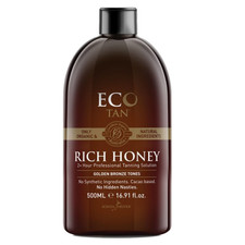 Eco Tan Rich Honey Tanning Solution | 0793573293992