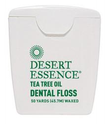 Desert Essence Tea Tree Oil Dental Floss 45.7m | 718334220246