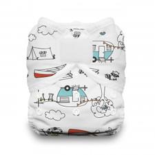 Thirsties Duo Wrap Hook and Loop Diaper Happy Camper | 816905021190 | 816905021176