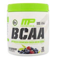 MusclePharm Essentials BCAA Blue Raspberry | 856737003834