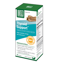 Bell Thyroid Support 90 Capsules | 771733110549